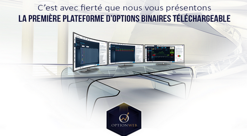 OptionWeb le leader du binaire en Frane